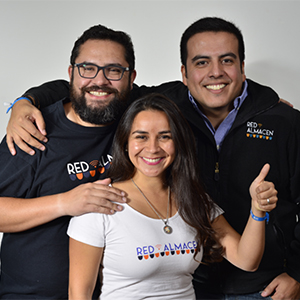 Equipo Red Almacén