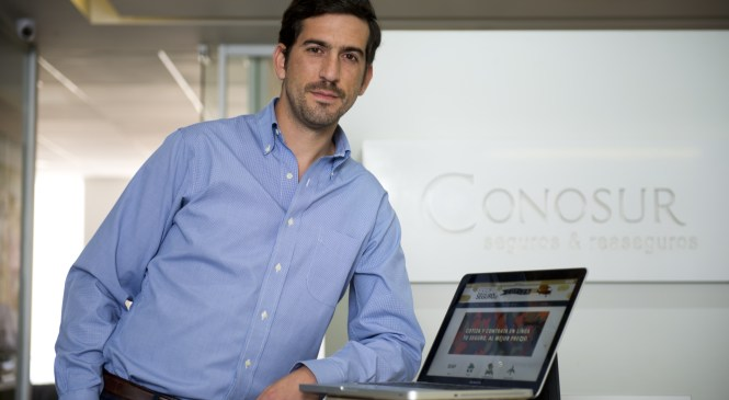 """Juan José Santa Cruz y EstoySeguro.cl: """"Un lugar de encuentro para quien busca seguros de calidad"""""""