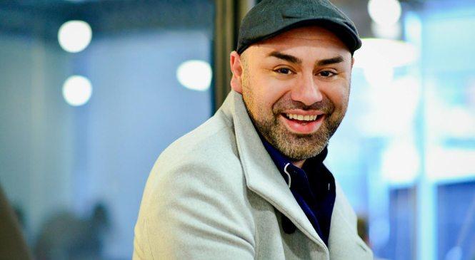 """Erik Leiva, empresario inmobiliario: """"Me gusta mucho emprender. No me veo haciendo otra cosa"""""""