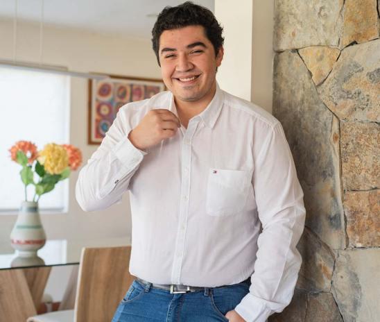 """Danyelo Oteiza, emprendedor inmobiliario: """"Nunca hay que tener miedo a equivocarse o intentar algo nuevo"""""""