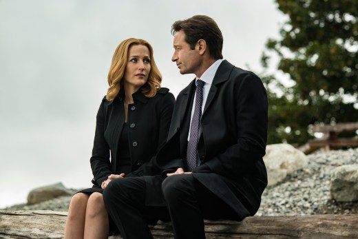 x-files home again scully mulder