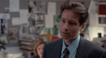 Mulder is disappointed in Jerry's disrespect.