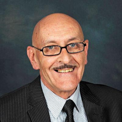 Councillor Andy Carmichael, Larkhall Ward