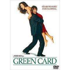 映画:グリーン・カード