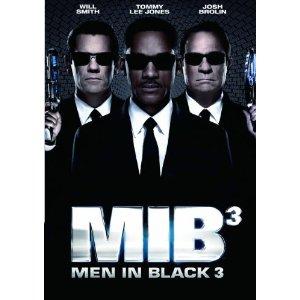 映画:メン・イン・ブラック3(MIB3)
