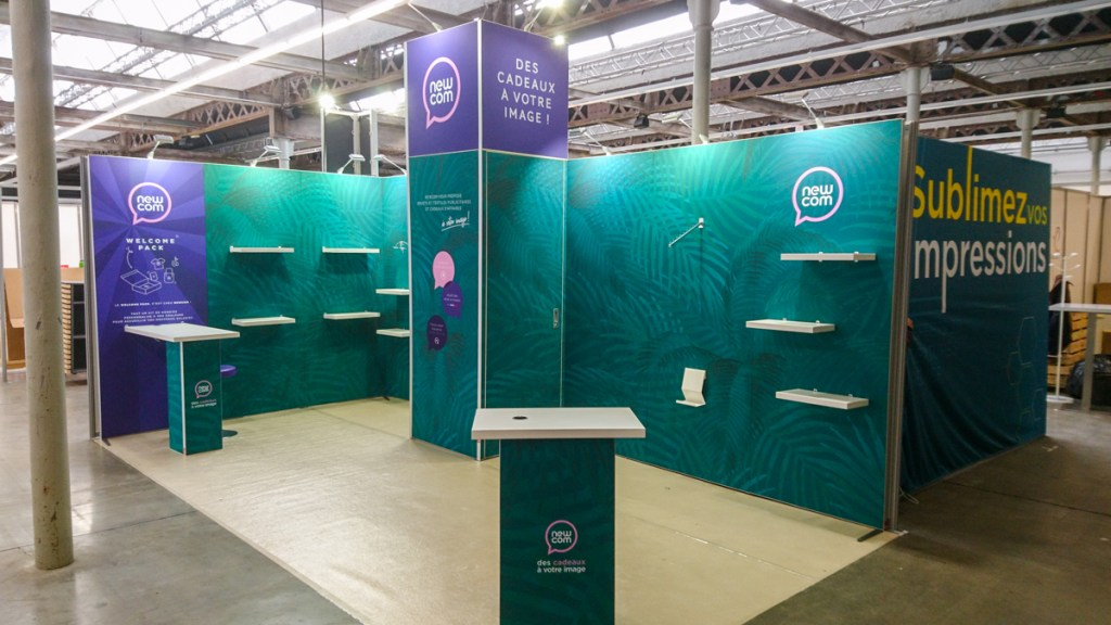 Com En Or Day 2019 HM-Stands Stands exposition