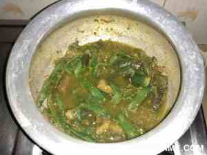 How to make a indigenous traditional dish out of green beans, eggplant and fermented fish!