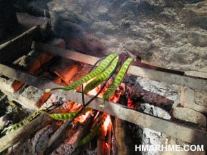Stink Beans, Zawngtra, Chilli Chutney, Fermented Pork, Fermented Fish, Fermented Soybeans