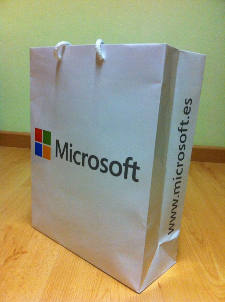 Bolsa Microsoft