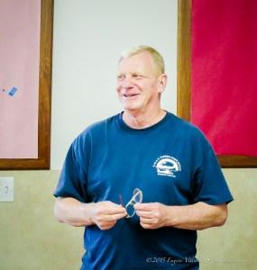 Bill Porter at Springfest 2015.