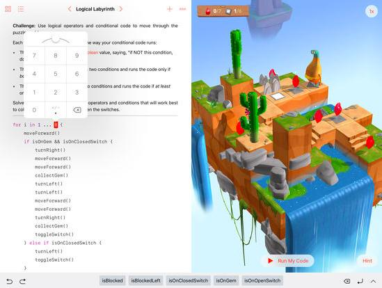 Swift Playground Numbers image