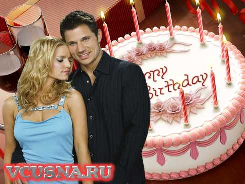 Рецепт торт ко дню рождения – Рецепты тортов на день ...