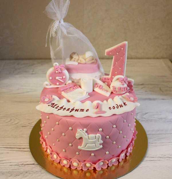 Тортик для девочек – Детские торты для мальчиков и девочек ...