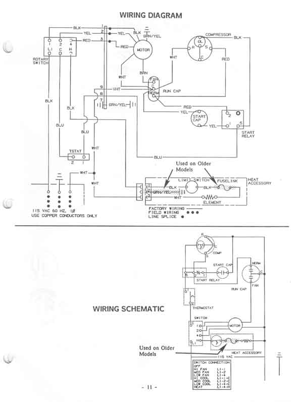 Wiring Diagram For Dometic Single Zone Lcd Thermostat : Duo therm rv air conditioner wiring diagram efcaviation