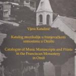 Katalog muzikalija u Franjevačkom samostanu u Omišu