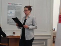 Izvještaj Nadzornog odbora - Marijana Pintar