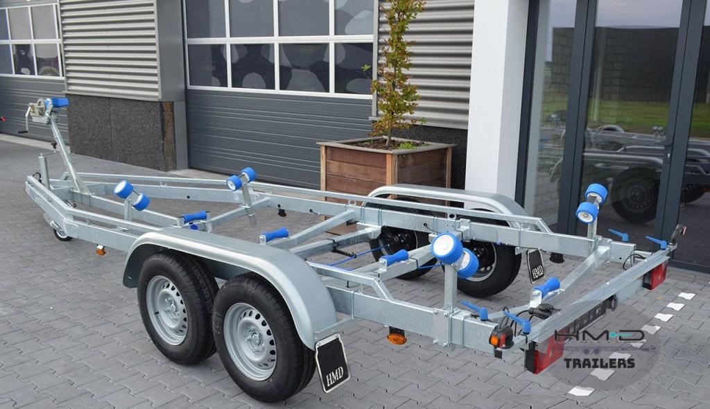 Boat & Rib Trailer 6M twin axle