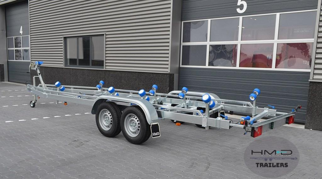 Boat & Rib Trailer 7.8M twin axle