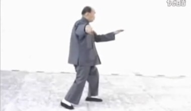 Master Huang Sheng Shyan Single Whip