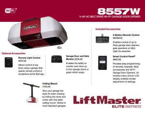 LiftMaster Elite Series 8857W