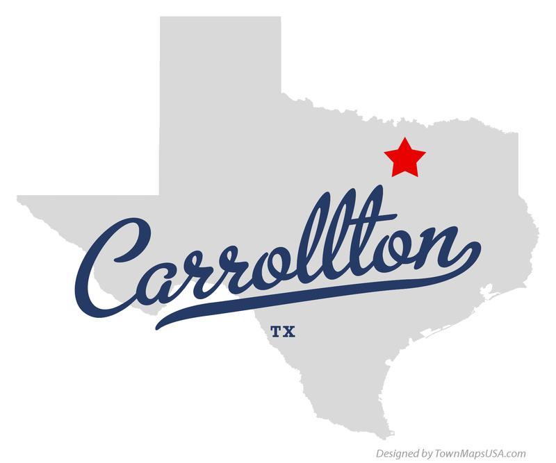 carrollton tx garage door