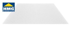 polycarbonaat x-structuur 16 mm