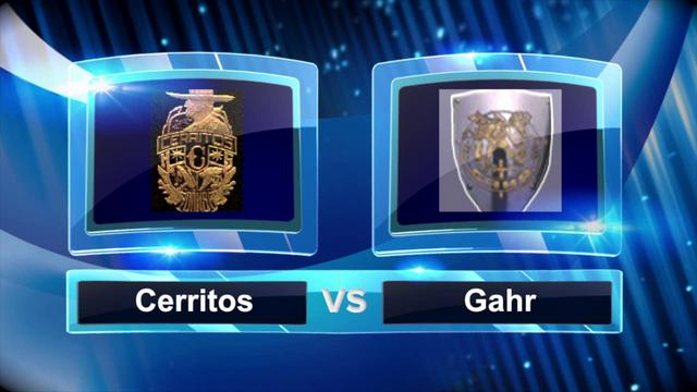 Gahr cruises past Cerritos