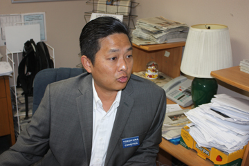 Cerritos City Council Candidate Frank Yokoyama Suspended By