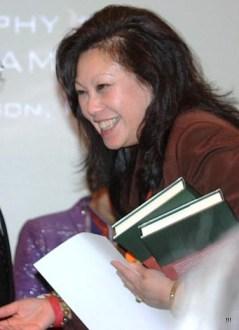 Cerritos City Councilwoman Carol Chen.