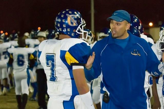 Coach Jon Nielsen.