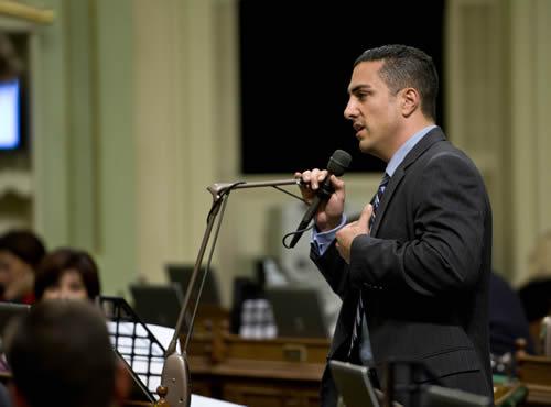 Assemblyman Mike Gatto.