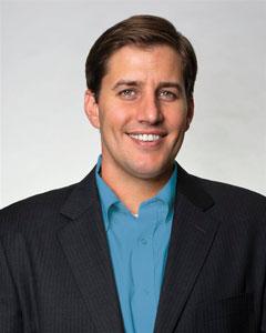 Norwalk-La Mirada Unified School Board Member-Elect Sean Regan.