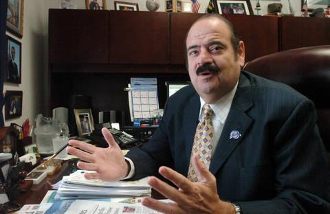 Former Central Basin Municipal Water District Interim General Manager Chuck Fuentes. Photo via internet.