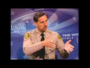 Assistant Sheriff Todd Rogers enters race to replace Lee Baca.