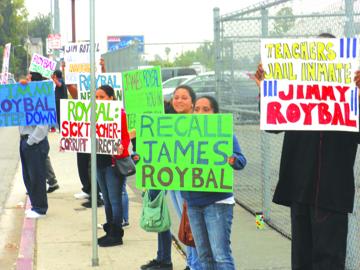 Roybal teacher jail