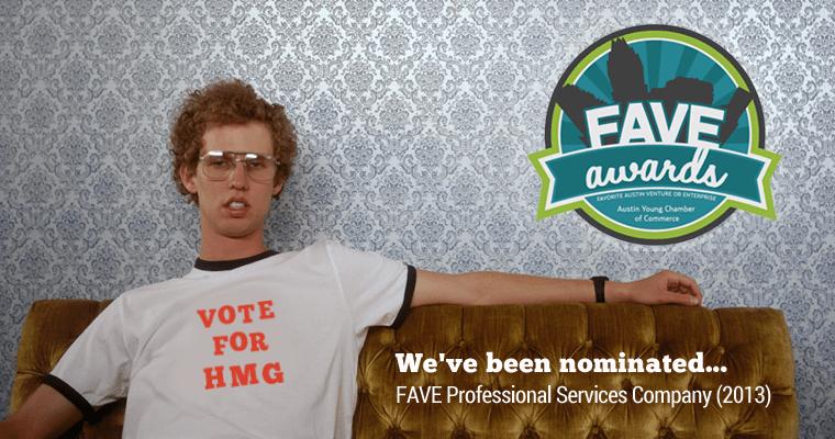 Vote for HMG – AYC FAVE Awards!