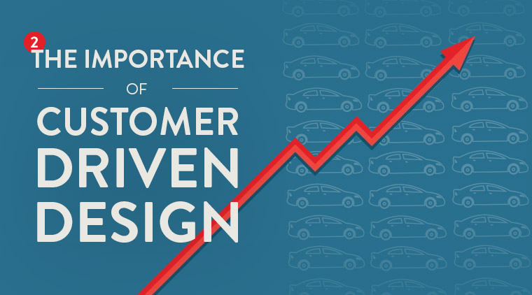 #2: Customer Driven Design