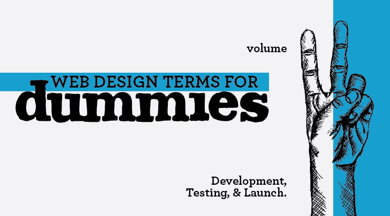 Web Design Terms for Dummies Vol. 2
