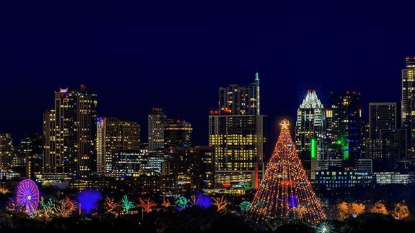 Top Holiday Events in Austin 2018