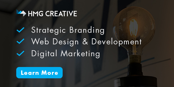 Bring your brand to life with strategic branding, web design and development, and digital marketing from HMG Creative