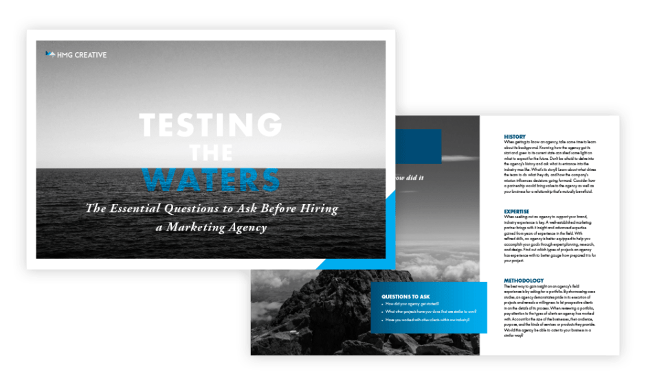 Testing the Waters: The Essential Questions to Ask Before Hiring a Marketing Agency