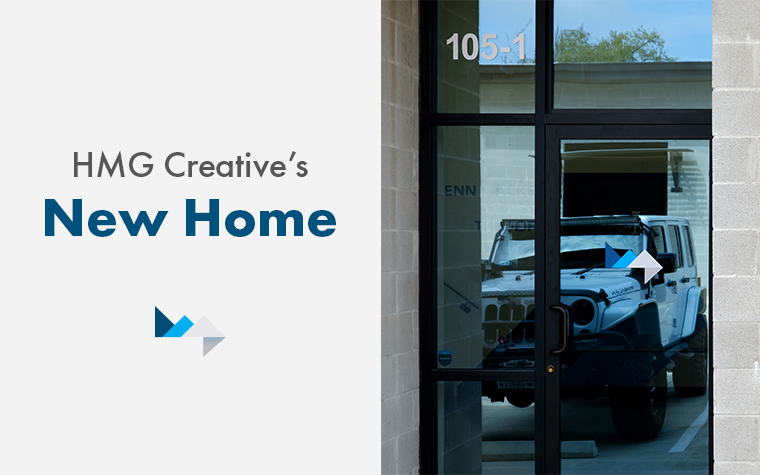HMG Creative's New Home