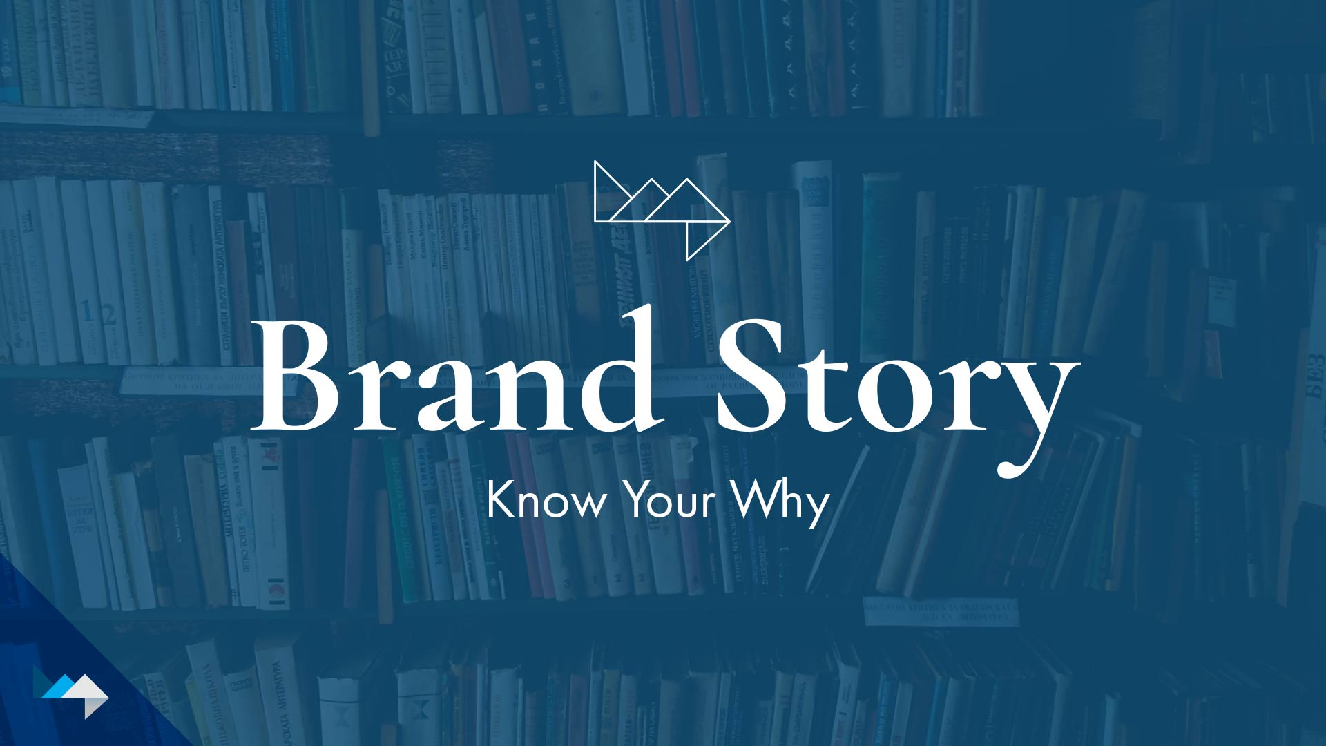 Brand Story Infographic