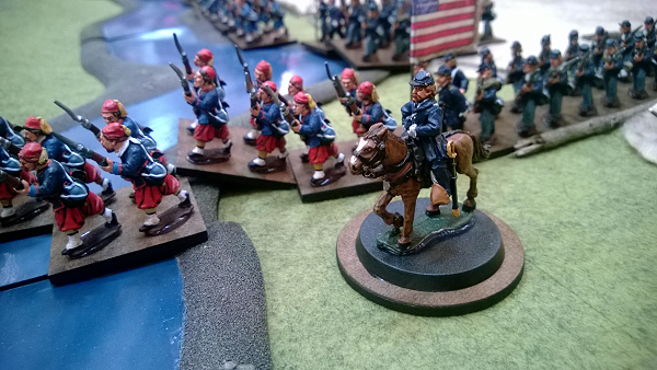 The Devil to Pay, 28mm ACW rules.