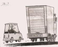 Truck Texting