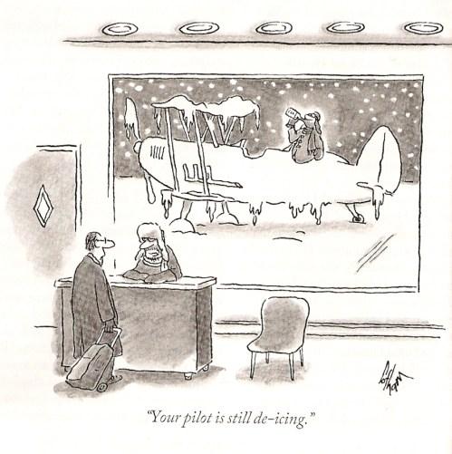 de-icing pilot