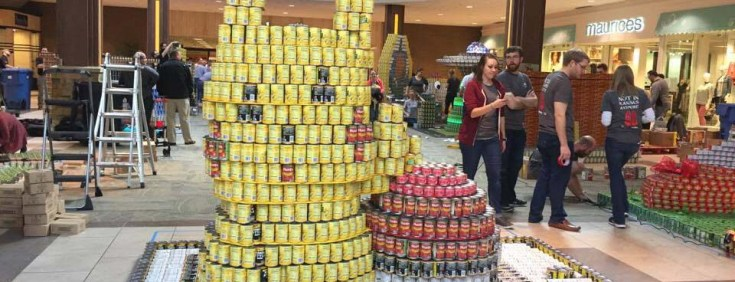 Canstruction Project