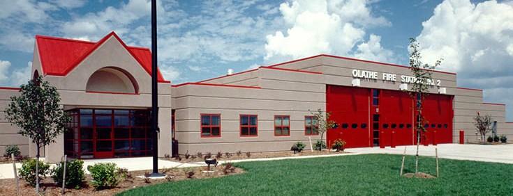 Olathe Fire Station #2