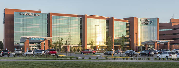 Olathe Medical Center Birthplace