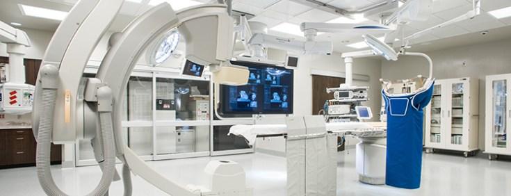 Olathe Medical Center - Hybrid EP Lab
